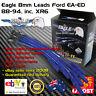 Eagle 8mm Ignition Spark Plug Leads Fits Ford Falcon Fairlane EA-ED 88-94 6cyl