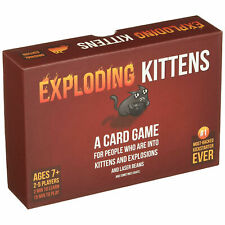 EXPLODING KITTENS Card Game - EKG-ORG1-1