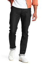 PRPS Goods & Co. Men's Mid Rise Slim Fit Jeans E78P48P Black Size 36 x 35 $225
