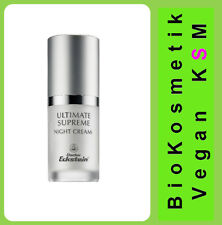 Ultimate Supreme Night Cream 15 ML anti Aging Care From Dr.Eckstein Biokosmetik