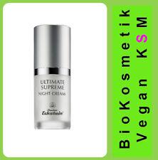Dr. Eckstein BioKosmetik Ultimate Supreme Night Cream 15 ml anti aging moisturiser