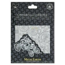 Disney Parks Exclusive Princess Cinderella Carriage Metal Earth 3D Model Kit New