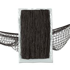 Beistle Fish Netting Party Net Decoration Summer Beach Pool Luau - Black