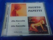 Fausto Papetti - 29a Raccolta + 16a Raccolta AudioCD