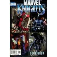 Marvel Knights Tourbook #1 in Near Mint condition. Marvel comics [*iw]