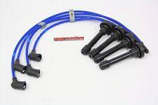 94-01 ACURA INTEGRA RS LS B18B1 BLUE NGK SPARK PLUG WIRES SET FREE SEPARATORS +