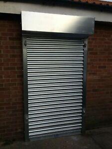 ELECTRIC  ROLLER SHUTTERS / DOOR / GARAGE DOOR  - ALL Sizes!