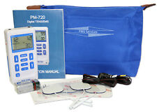 Digital Tens/EMS Combination Unit - Quality Unit for Pain Management - PM720