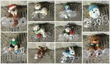 Hallmark Christmas Ornaments - 2001 - 2009 - Keepsake Collector Series - In Box