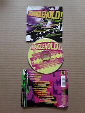 Stranglehold! 18 Punk Classics CD (2002) UK Subs Jam Adverts Sham 69 Buzzcoks