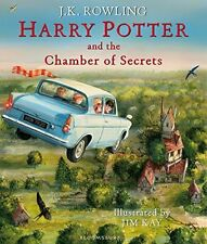NEW - Harry Potter and the Chamber of Secrets: Illustrated (HC) 1408845652