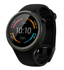 Motorola Moto 360 Sport Smart Watch 2nd Generation 45mm (black)