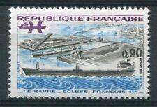FRANCE 1973 timbre 1772, Le Havre, écluse, neuf**