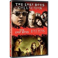 THE LOST BOYS COLLECTION - THE LOST BOYS/LOST BOYS - THE TRIBE (DVD) - REGION 1