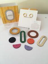 NEW Stella & Dot Color Pop Interchangeable Earring Set NIB FREE SHIPPING