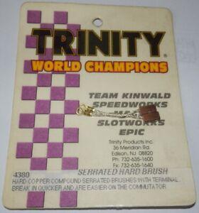 Trinity Serrated Hard Motor Brush Set NEW 4380
