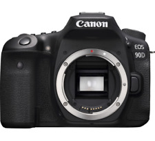 New Canon EOS 90D Digital SLR Camera - Body Only