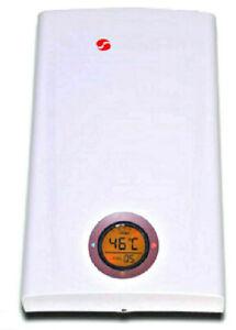 Durchlauferhitzer elektronisch 3in1 Digital Display 18/21/24Kw LCD Display Neu