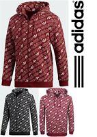 Adidas Men Originals MONOGRAM ZIP HOODIE <(Hooded Jacket)>