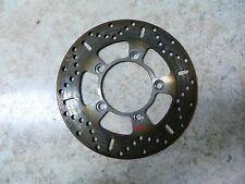 01 SV650 SV 650 S Suzuki rear back brake rotor disk