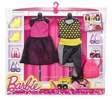 BARBIE Vestiti e Accessori alla Moda - Confezione Doppia - Mattel DPX70