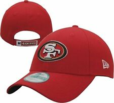 San Francisco 49ers NFL FOOTBALL new era 9 Forty Cap Berretto Taglia Unica klettverschlu