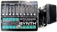Used Electro-Harmonix EHX Bass Microsynth Analog Micro Synthesizer!