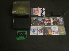 Xbox 360 Elite Konsole 120 GB mit 10 Spiele