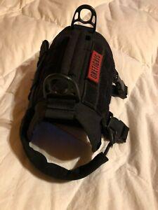 OneTigris Beast Mojo Nylon Tactical Dog Harness (Used) (XS) (Black)