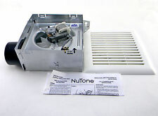 Lot of 2 New NuTone 50 CFM Wall/Ceiling Mount Exhaust Bath Fans 696N