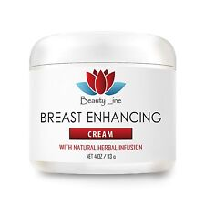 Bust Buttock - Enlargement - Breast Enhancement Cream - Organic Infusion 4oz