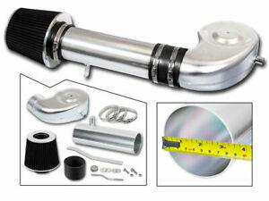 BCP BLACK 94-01 Ram 1500/2500 3.9L V6 5.2L 5.9L V8 Short Ram Intake Kit