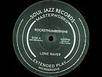 """ROCKETNUMBERNINE Lone Raver UK vinyl 12"""" SEALED/NEW Soul Jazz"""