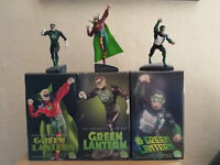 GREEN LANTERN DIORAMA DC DIRECT STATUES