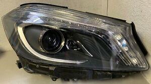 Original Mercedes Benz A-Klasse W176 ILS Xenon Scheinwerfer Rechts A1768200661