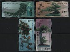 Hongkong 2003 - Mi-Nr. 1101-1104 ** - MNH - Bonsai