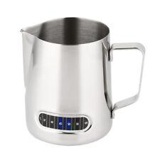 Stainless Steel Milk Frothing Jug Mug Cup Coffee Latte Pitcher Barista Craft Jug