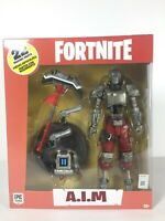 "McFarlane Toys  FORTNITE EPIC games A.I.M. 7"" Action figure"