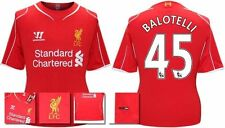 Liverpool Home Memorabilia Football Shirts (English Clubs)