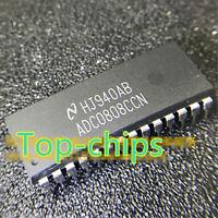 10pcs ADC0809 ADC0809CCN DIP-28  new