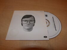 BERTRAND BURGALAT - PORTRAIT ROBOT  - RARE FRENCH ONLY PROMO CD !!!!!