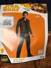 Disney Star Wars Han Solo Movie Adult Costume Medium 38-40 Jacket