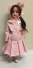 """24"""" Antique  Doll Germany  Guttman & Schiffnie-c1897+Bisque head -Compo body"""