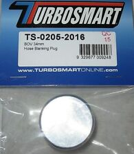 TurboSmart Blow Off Valve BOV Return Hose Plug 34mm for Subaru 02-14 WRX & STi