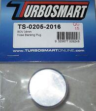 TurboSmart Blow Off Valve BOV Return Hose Plug 34mm for Subaru 02-14 WRX & STi