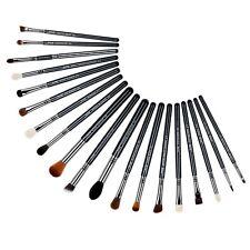 19pcs Professional Precision Makeup Brushes Set Blending Eyeshadow Highlight UK