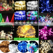 1M~100M 10~1000 LED Fairy String Lights Wedding Xmas Party Garden Outdoor Indoor