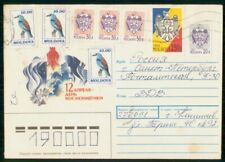 Mayfairstamps MOLDOVA COMMERCIAL 1993 COVER WITH BIRDS STAMPS wwh77387