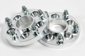 25mm hubcentric wheel spacers 5x114.3 70.5 for Ford Mustang (2015 - )