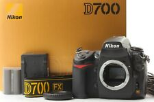"""[TOP MINT in BOX Count """"1029""""] Nikon D700 12.1 MP Digital Camera From JAPAN #13"""